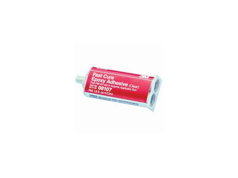 Fast Cure Epoxy : M universal epoxy adhesive clear oz ml