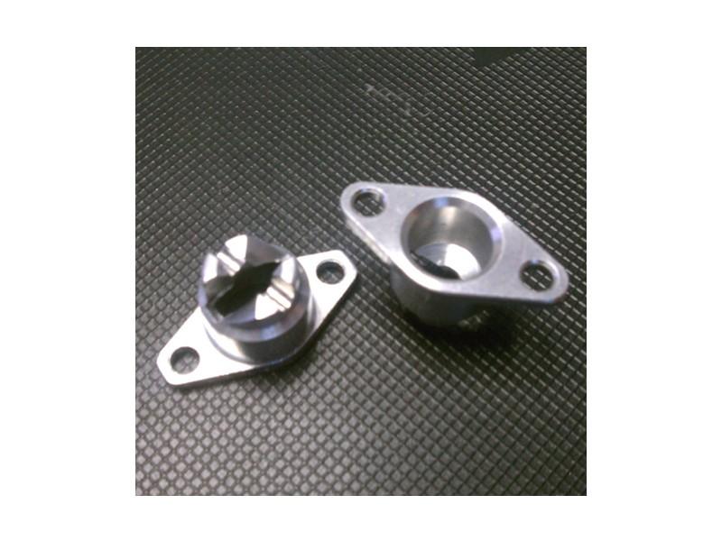 Camloc Aluminum 2600//2700 Series Receptacle SK212-12AM 3//32 Rivet Holes 1ea