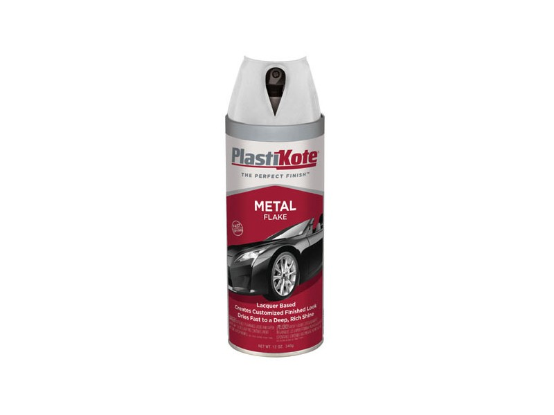 Plasti kote metal flake spray paint clear 307 for Happy color spray paint price