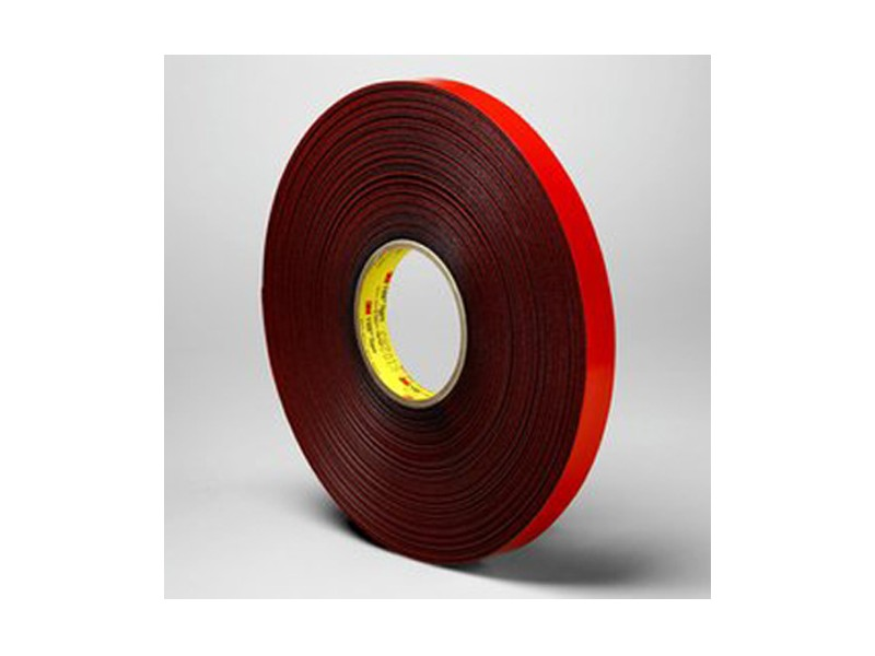 3m Double Sided Vhb Tape 4611 Gray 3 4 In X 36 Yd 45 0